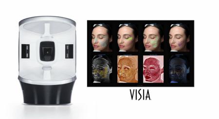 Specialist skin, laser and body clinic, health + aesthetics, Farnham, Surrey award winning Visia skin and complexion analysis