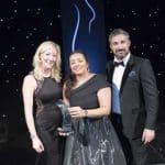 MyFaceMyBody Award at health + aesthetics, Farnham, Surrey