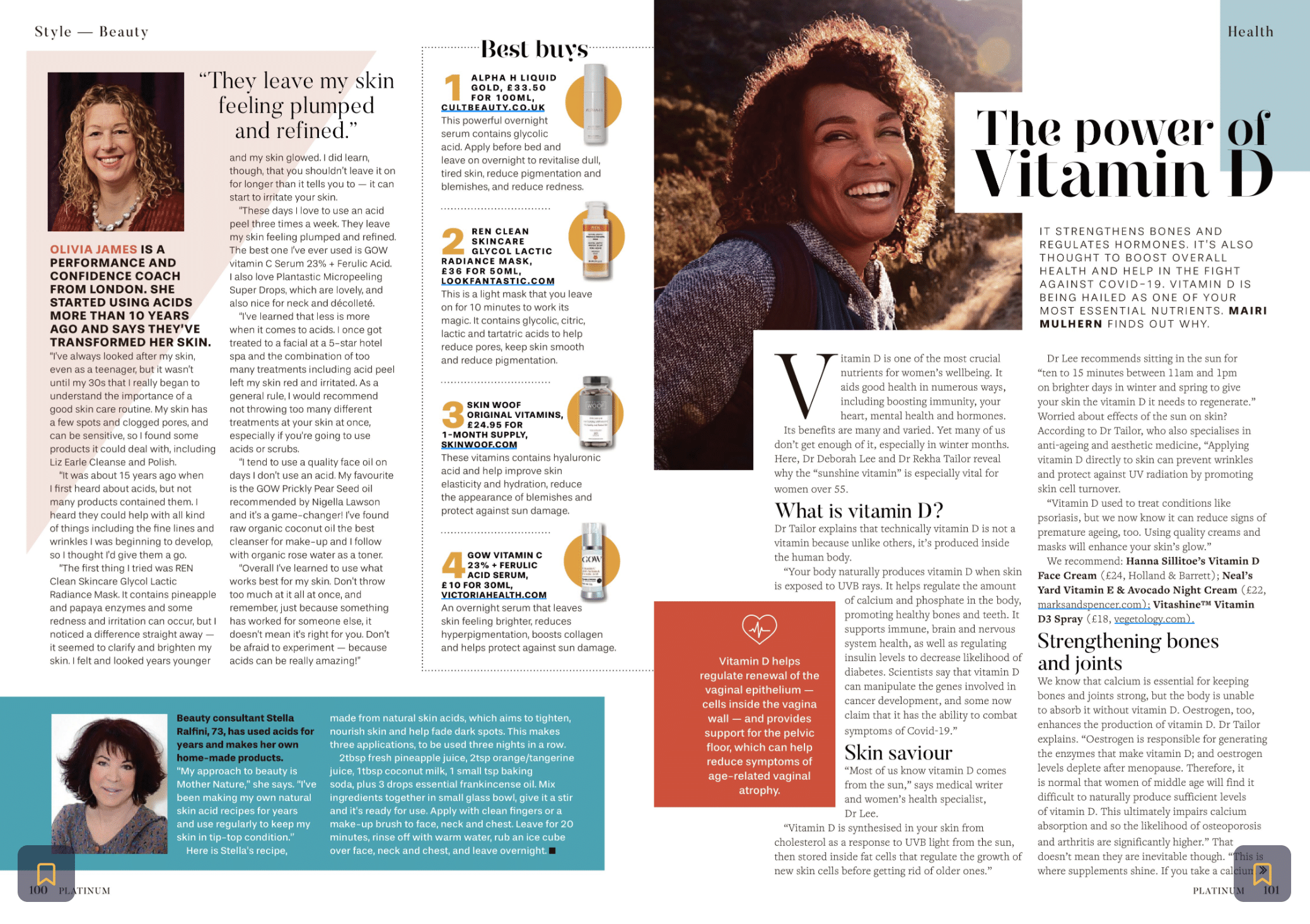Platinum Magazine - January 2021