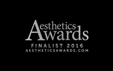 Aesthetic Awards 2016 at health + aesthetics, Farnham, Surrey
