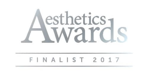 2017 Best Clinic South England Finalist (Aesthetic Awards)