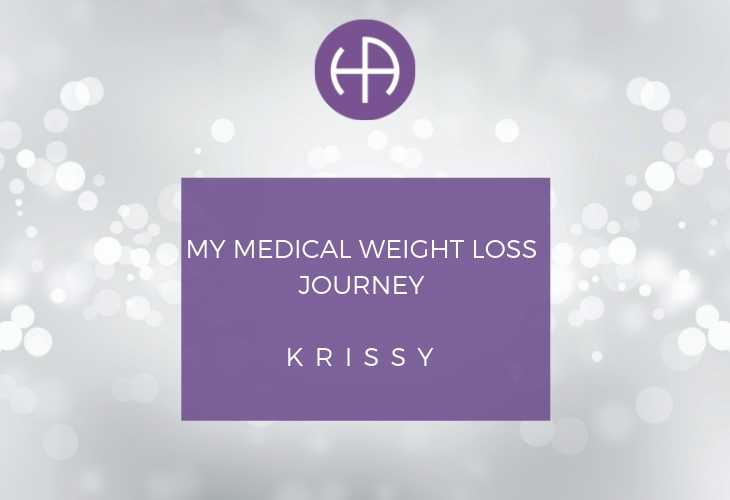 Medical Weight Loss Patient Journey – Krissy