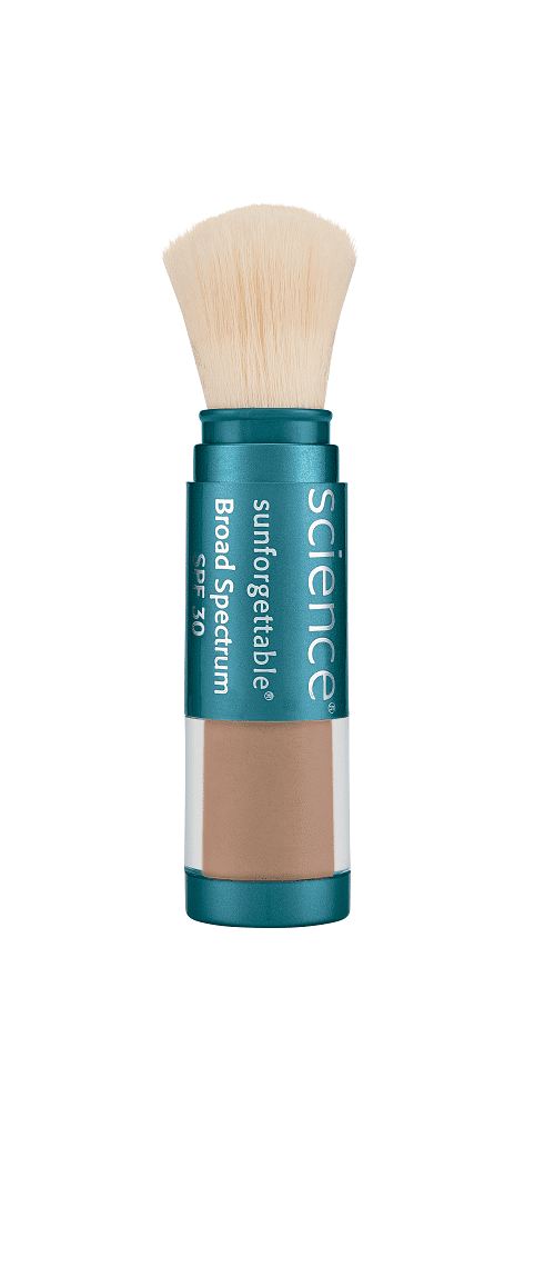 Colorescience Sunforgettable Brush On Sunscreen SPF 30 Deep
