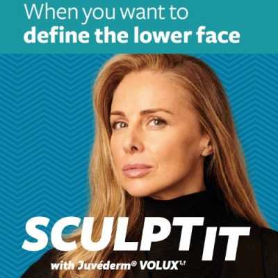 Juvederm Volux is here!