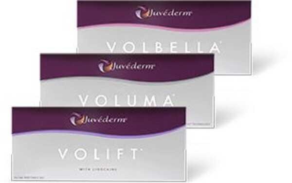Juvederm Vycross Range - Voluma, Volift & Vobella at health + aesthetics, Farnham, Surrey