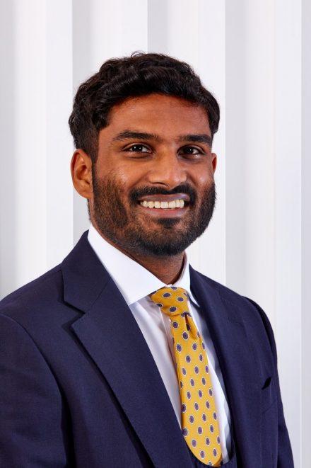 Dr Vishnu Nathan