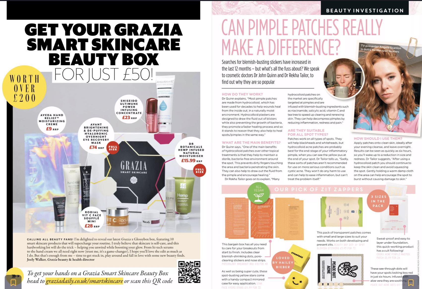 Grazia Magazine - May 2021