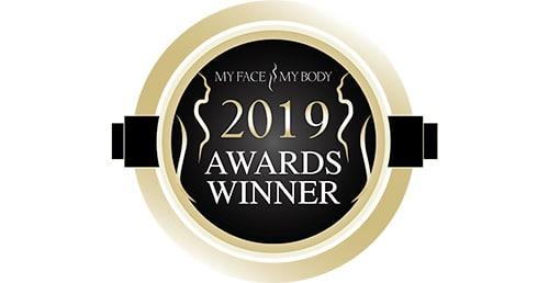 2019 Winner: Best Practice Design (My Face My Body Awards)