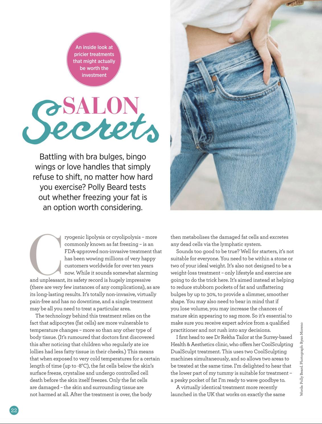 Liz Earle Wellbeing Magazine - May 2020