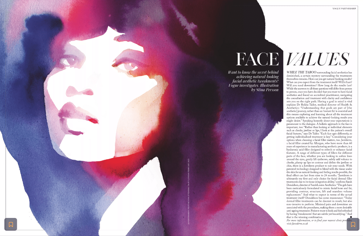 Vogue - April 2021